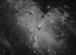 M15 Eagle Nebula